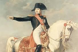 1799 نابليون بونابرت يسطو علي الثورة الفرنسية وينصب نفسة القنصل الاول وهو بمركز حاكم فرنسا
