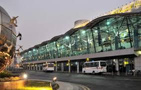 إجراءات أمنية مشددة بمطار القاهرة