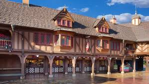 Disney Magic Floor Plan The Friar U0027s Nook Walt Disney World Resort