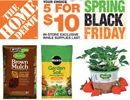 2017 home depot spring black friday ad home depot black friday spring sale u003d amazing deals miracle grow