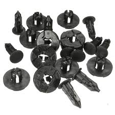 nissan altima 2005 length 30x rivet fastener bumper fender push clips for nissan infiniti