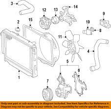 lexus v8 radiator for sale toyota oem radiator cooling fan blade shroud 1671138120
