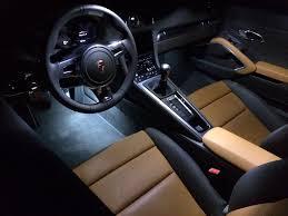 Porsche Boxster Trunk - porsche footwell leds fits porsche 911 cayenne cayman