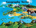 Geography Terms Char - FS-2415 - TeacherStorehouse.com - Teacher ...