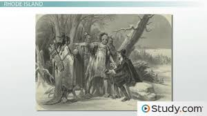 the puritans and the founding of the new england colonies video