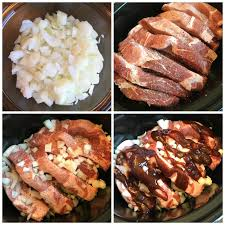 sweet little bluebird easy slow cooker barbecue country style ribs