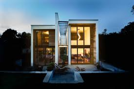 Dwell Home Plans by Exterior Interior Complete Home Design Architect Magazine