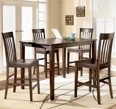 Ashley Furniture Round Dining Sets Ashley Table Ashley Furniture Hyland 5 Piece Dining Set With