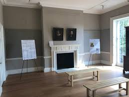 more than one side to the story in the octagon house museum old and once the octagon house was built as his family s winter residence he still lived for half of the year at his plantation near richmond va