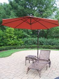 Patio Umbrella Side Table by Deep Seating Sets