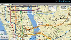 Subway Nyc Map by Use Nyc Subway Map Apps To Navigate The Underground The Gotham Scene