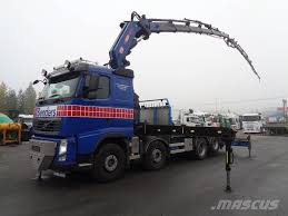 2013 volvo truck for sale used volvo fh 13 8x2 pm 53 crane trucks year 2013 price