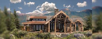 A Frame Style House Plans Cumberland Handcrafted Log Plan