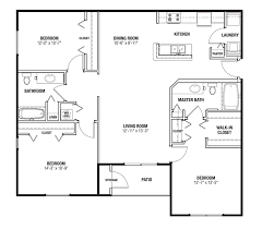 3 bedroom flat floor plan modern property backyard fresh on 3