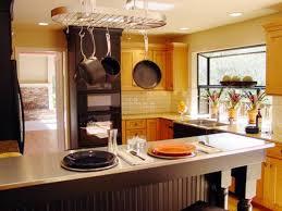 kitchen fantastic ceiling oval pot rack chrome polished over