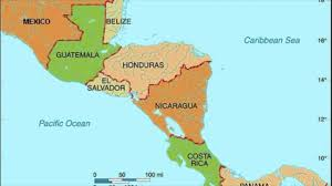 South America Map And Capitals by Rock The Countries Central America Youtube
