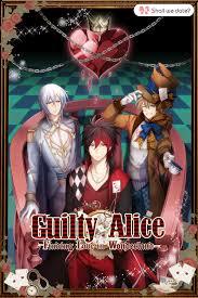 Guilty Alice  screenshot Google Play
