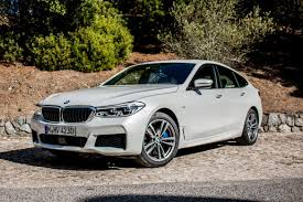 2018 bmw 640i xdrive gran turismo tries to make you forget the 5
