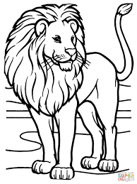 cat coloring pages print color craft