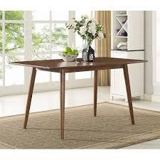 Corrigan Studio Gus MidCentury Dining Table  Reviews Wayfair - Century dining room tables