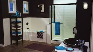 Beige And Black Bathroom Ideas Home Design Ideas Fascinating Bathroom Minimalist Ideas With