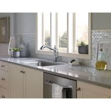 delta faucet 4197 dst cassidy polished chrome pullout spray