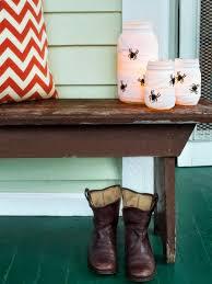 9 halloween front porch decorating ideas hgtv