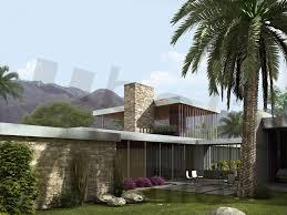 by richard neutra is the kaufmann house or the kaufmann desert house