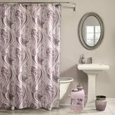 bathroom decorating ideas shower curtain wallpaper hall
