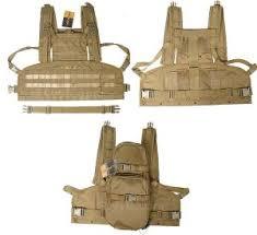 RRV Rhodesian Recon Vests