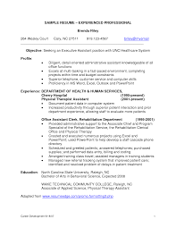Best Resume Examples Professional by Resume Examples Exciting 10 Best Resume Template For Experienced