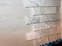 how to install a mosaic tile backsplash how to install a