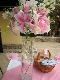 Table Flower Arrangements 25 Best Pink Flower Centerpieces Ideas On Pinterest Tall Vases