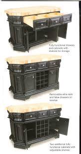Wine Rack Kitchen Island by Juliet Jones Studio Kitchen Island Cabinets No Refund On