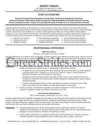 Tax Accountant Sample Resume by Staff Accountant Job Description Accounting Sample Job