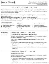 Resume Headline Examples by Download Objectives For Marketing Resume Haadyaooverbayresort Com