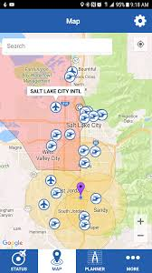 Reno Zip Code Map by Where To See Flight Restrictions Dji Geo Or B4ufly Dji Mavic