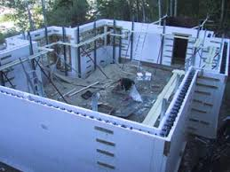 Building A Concrete Block House Insulated Concrete Forms U2014house Building Blog