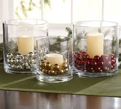 dollar store hurricanes and beads easy christmas decoration