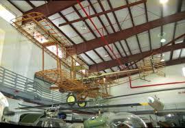 Florida Memory - J-5 \u0026quot;Jenny\u0026quot; bi-plane hangs from the ceiling of ... - dm6696