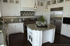 Small White Kitchen Design Ideas by Pictures Of Kitchens Traditional White Kitchen Cabinets Page 4