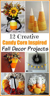 halloween crafts with candy best 25 candy corn decor ideas on pinterest cute halloween
