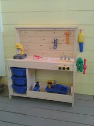 Woodworking Projects For Christmas Presents by Best 25 Kids Tool Bench Ideas On Pinterest Childrens Christmas