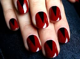 collection of red nail art for girls trends for girls u0026 womens