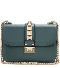 mytheresa com lock small leather shoulder bag luxury fashion