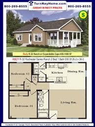 28 2 bedroom 2 bath modular homes model 941 14x60 2bedroom 2 bedroom 2 bath modular homes 2 bedroom bath mobile home rooms