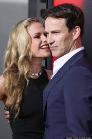 We Bet You Didn     t Know These TV Co Stars Are Married In Real Life     anna paquin and stephen moyer