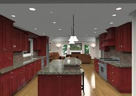 soapstone countertops 2 tier kitchen island lighting flooring