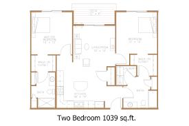 Two Bedroom Apartment Floor Plans Hawley Mn Apartment Floor Plans Great North Properties Llc