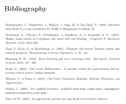 How to do an Annotated Bibliography and Works Cited  with a little